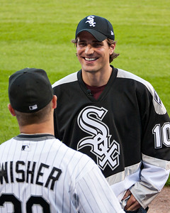 Nick Swisher & Patrick Sharp
