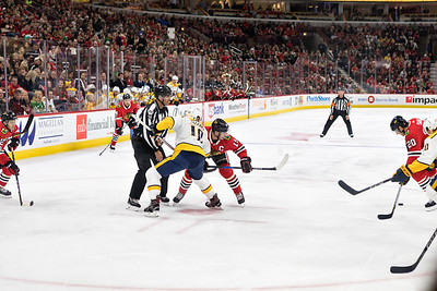Blackhawks v Nashville Predators 10.27.17