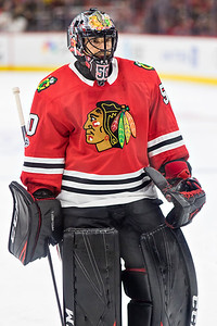 Blackhawks v Nashville Predators 10.27.17 - Cory Crawford