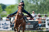 2011 June 26 - Meaford - The Ram Rodeo Tour rolled into the Meaford Fairgrounds this weekend.  The crowd was treated to a high energy event that showcased many talented rodeo riders.  Little riders and ponies wowed the crowd.<br /> Photo Credit: Darren Eagles