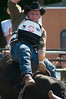 2011 June 26 - Meaford - The Ram Rodeo Tour rolled into the Meaford Fairgrounds this weekend.  The crowd was treated to a high energy event that showcased many talented rodeo riders.<br /> Photo Credit: Darren Eagles