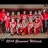 Glenwood Girls Basketball 2014 Team