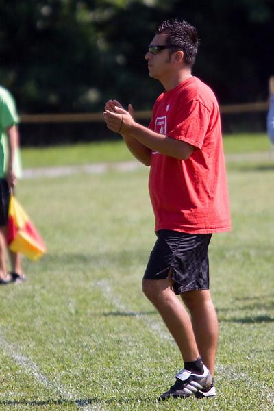 PG Soccer Coaches