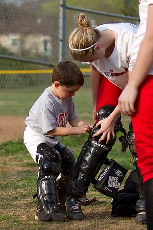 Maryville Softball Misc 3.21.11