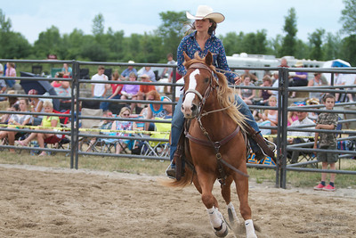 Upper Canada Rodeo in Lombary