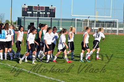 2012 Dixon JV vs West Campus