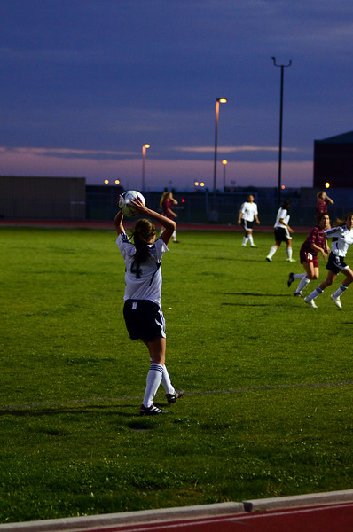 Varsity Girls Soccer vs. West Campus