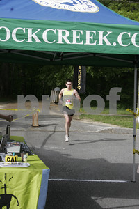 Theodore Towse from Nashville, TN wins the 1/2 marathon in 1:29:18.  Rock/Creek and Vasque Project present the third annual Scenic City Trail Marathon and 1/2 Marathon as the third race of the Rock/Creek Trail Series.    Nearly 300 people competed in Saturday's race benefiting the Boonies.