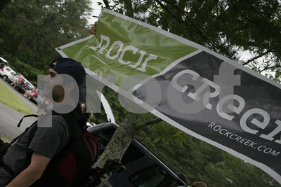 2009 Rock/Creek Scenic City Trail Marathon & 1/2 Marathon