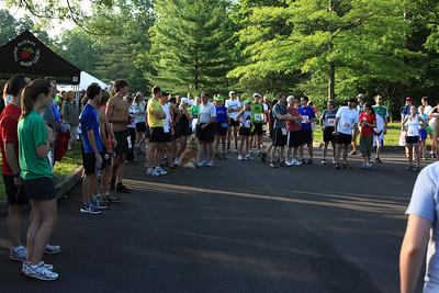 2010 Rock/Creek Scenic City Trail Marathon