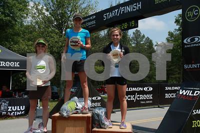 2012 Rock/Creek Scenic City Trail Marathon