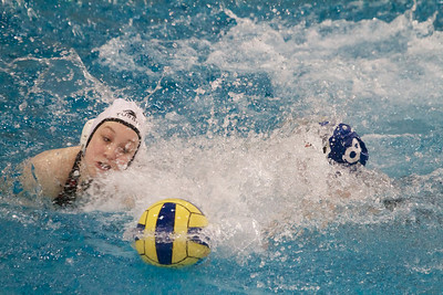 Water polo tournament at Carleton University