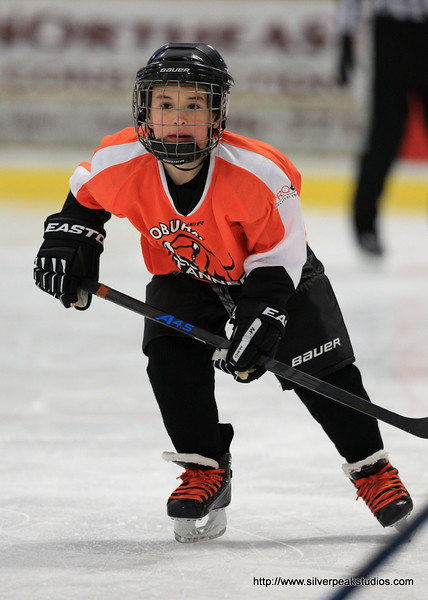 Woburn Tanners Hockey Photography by SilverPeak Studios