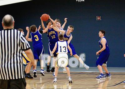 7th Grade Boys vs McKinleyville