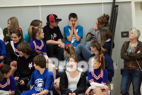 Spartan 8th Grade Tourney Champ Game vs Toddy