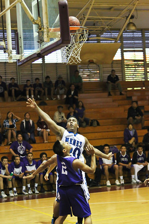 Moanalua vs Pearl City