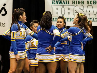 HHSAA Cheerleading 2012
