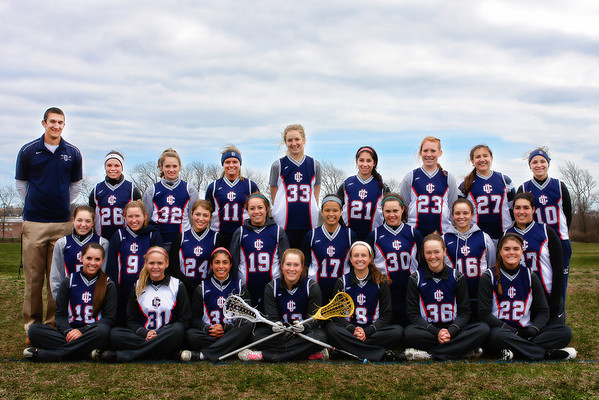 Lacrosse: UCONN Womans Club Team
