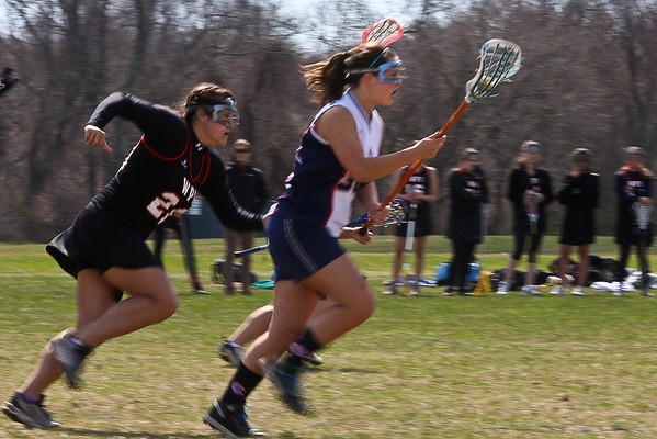 Lacrosse: UCONN v WPI at the URI Tourney