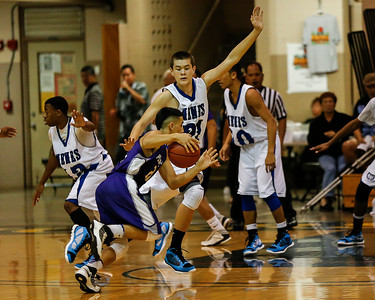 Moanalua vs Pearl City 2/21/2013