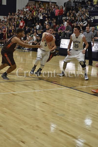 12-10-15 Sports Southview @ Napoleon BBK
