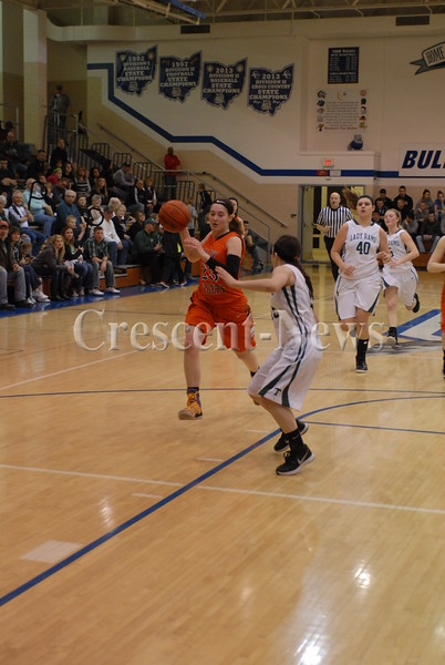 02-25-15 Sports D-III Sectionals Liberty Center vs Tinora GBK @ Defiance