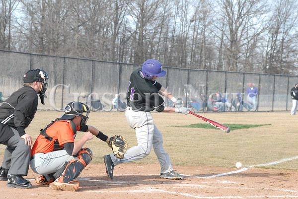03-18-15 Sports Ohio Northern @ DC Baseball