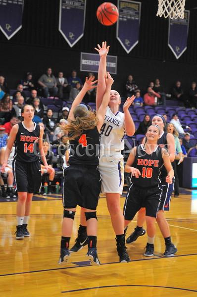 11-14-15 Sports Hope @ DC womens BB