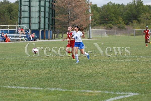 09-19-15 Sports Bowsher vs Defiance girls soccer