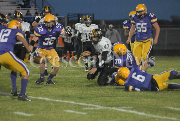 10-16-15 Football  Fairview at Holgate
