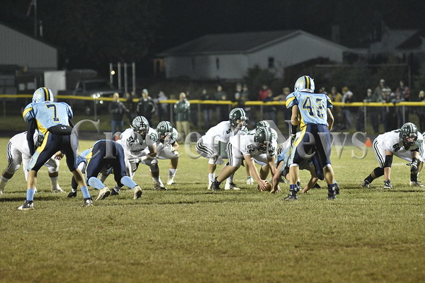 10-30-15 Sports Tinora @ Ayersville FB