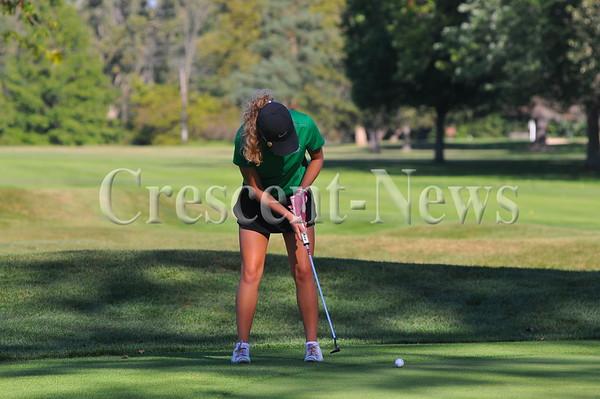 09-15-15 Tinora Defiance Girls Golf