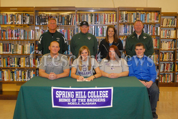 03-22-15 Sports Tiffany Fairchid LOI to Spring Hill College