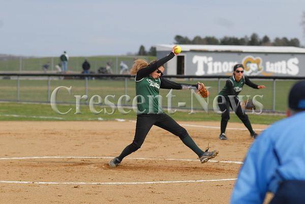 04-14-15 Sports Ayersville @ Tinora SB