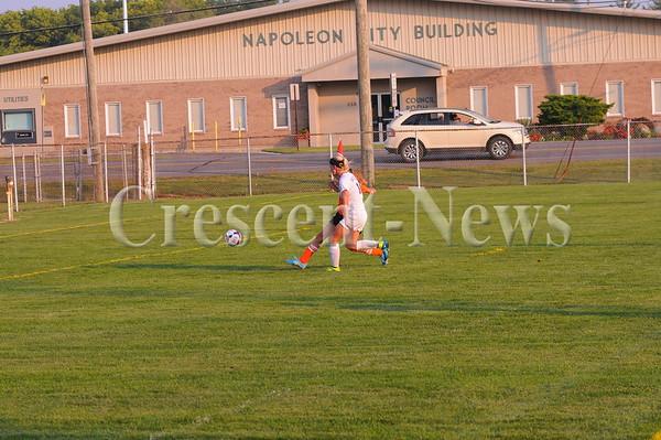 Girl's Soccer 2015