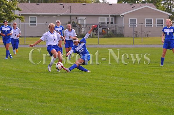 09-12-15 Sports Dfiance @ Continetal girls soccer