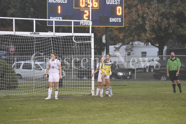 10-24-15 Sports Genoa @ Archbold Sectional Girls Soccer