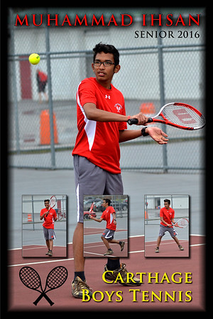 Muhammad Ihsan Tennis