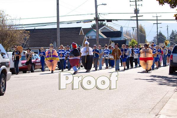 Homecoming Parade 09