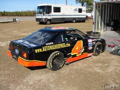 Timmy Hill #4 the Autowashexpress car
