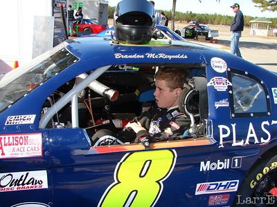#8 Brandon McReynolds