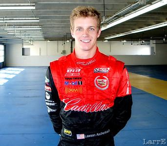 Lawson Aschenbach is a Cadillac pilot.