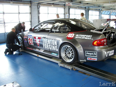 #21 Pontiac GTO is scaled and checked