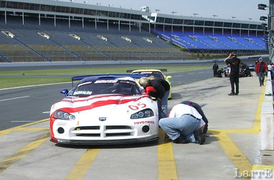 #05 is Jason Daskalos in a Dodge Viper