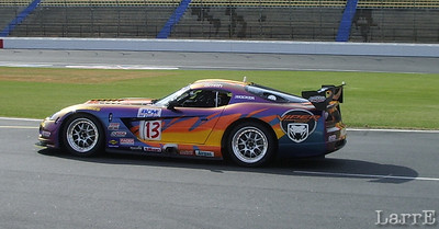 #13 Ddodge Viper of Brian Smith
