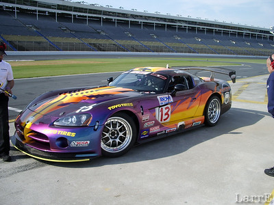 #13 is Brian Smith's Dodge Viper