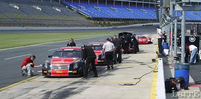 Cadillac row