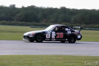 #28 Ron Rigdon, Honda