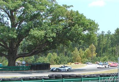 the field enters the Oak Tree turn