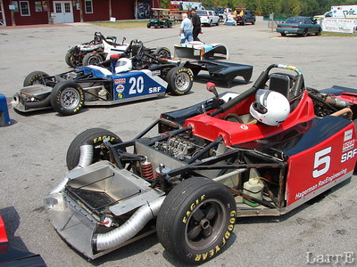 These sports racers allow a  driver to show his ability.
